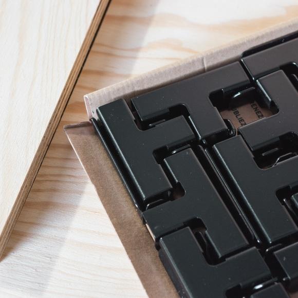 Photo de connecteurs dans emballage