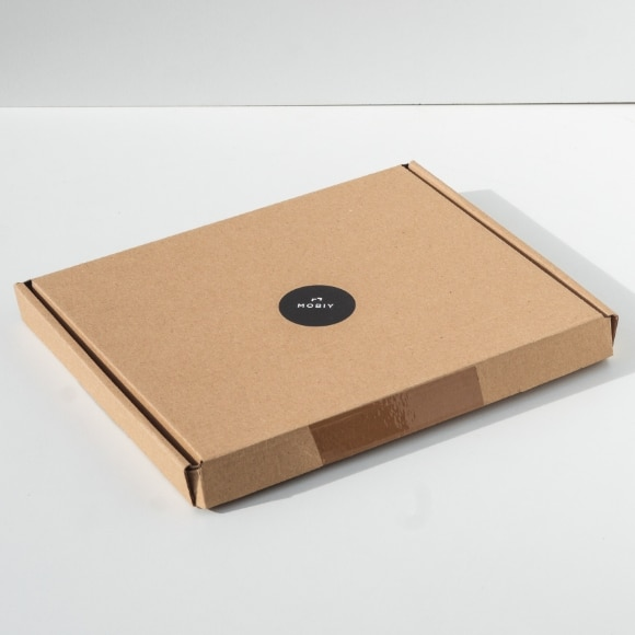 Carton d'emballage connecteurs