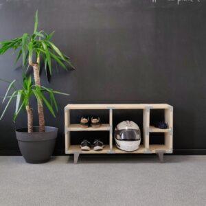 Photo meuble de rangement avec connecteurs