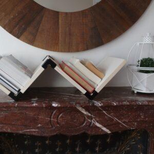 Photo décoration de cheminée avec connecteurs
